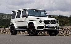 2019 mercedes g class honouring tradition the car