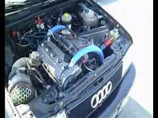 audi 90 b3 2 3 turbo quattro 540hp drag racing 23 06 2012