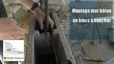 Mur En Beton Arm 233 En Bloc A Bancher Vid 233 O Compl 232 Te