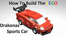 How To Build A Lego Sports Car by How To Build The Lego City Undercover Quot Drakonas Quot Sports