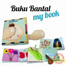 jual buku bantal my book buku kain bayi di lapak warunghani warunghani