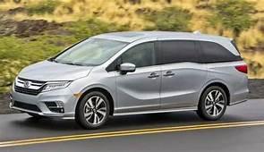 2018 Honda Odyssey EX Redesign  Car US Release