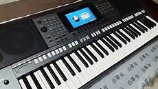 yamaha psr s770 unboxing and review