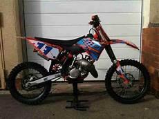 Ktm 125 Ccm - motocross ktm sxs 125 enduro exc rennmaschine bestes