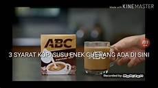 Gambar Lucu Kopi Abc