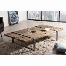 Table Basse Bois Massif Cercl 233 E M 233 Tal Mathis La Coop Sud