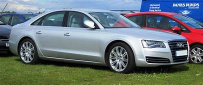 Audi A8 2009  2017 Prices In Pakistan Pictures And