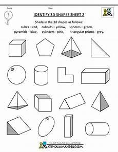 geometry worksheets shapes 886 3d shape worksheets identify 3d shapes 2 gif 1000 215 1294 geometri