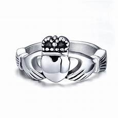 traditional irish wedding ring with my give you my