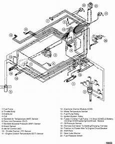 Mercruiser 4 3 Distributor Wiring Diagram Wiring Diagram