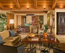 Wohnzimmer Farben Holzdecke Stuhl Pflanzen Tisch
