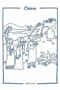 ausmalbilder ostern christlich
