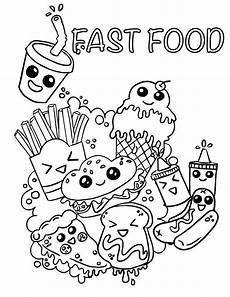 Anime Malvorlagen List Entz 252 Ckende Fast Food Emoji Ausmalbilder Artherapieca En