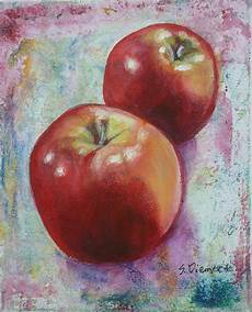 Malvorlagen Apfel Pastel Apples 4 By Diemert En 2019 Fruit Fruit