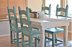6 great paint colors for kitchen tables painted