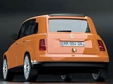 Renault 4 Concept Autocosmos