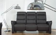 ledercouch mit relaxfunktion ledersofa 3 sitzer 195 x 91 x018 kaufen ledermoebel de