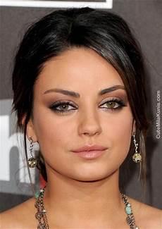 Mila Kunis Augen Mila Kunis Eye Makeup Is Stunning Awards Season