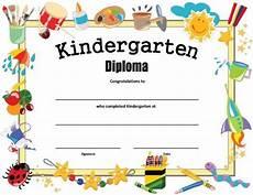 free kinder free printable kindergarten diploma kindergarten spring preschool certificates homeschool