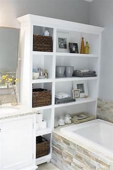 Bathroom Built In Storage Ideas Small Bathroom Remodel Ideas How To Create A Modern