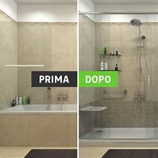 sostituzione vasca con doccia costi come e perch 232 sostituire la vasca con la doccia