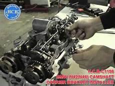 h c b c1156 bmw n42 n46 camshaft carrier bracket removal