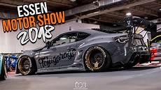 Essener Motorshow 2018 - essen motor show 2018 aftermovie tofugarage