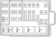 Solved 09 1998 Ford F150 Fuse Box Diagram Fixya