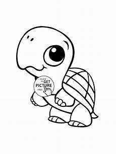 coloring pages of baby animals and 17527 baby turtle animal coloring page for baby animal coloring pages printables free wuppsy