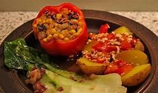 Gefüllte Paprika Vegan - paprika vegan gef 252 llt mit amaranth reinafalls