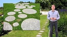 pas japonais beton jardin
