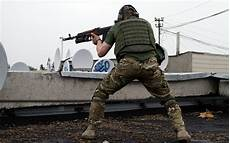 pro russian rebels clash with government forces across eastern ukraine al jazeera america