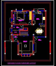 using autocad to draw house plans autocad house plan drawing download 40 x50 autocad dwg