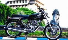 Cb Modif Keren by 50 Foto Gambar Modifikasi Honda Cb 100 Klasik Style