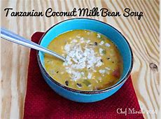 coconut and bean soup_image