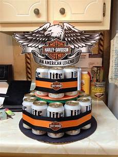 geschenke für biker harley davidson cake i made for my s 50th