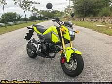 Road Test Honda Msx 125 Mini But Mighty Bikesrepublic