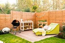 terrasse bauen ideen kleine terrasse gestalten tipps inspiration obi