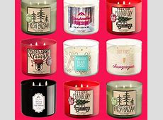 bath and body works annual candle day