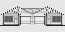 simple duplex house plans simple duplex plans with garage dandk organizer