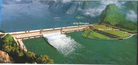 Yangtze Dam