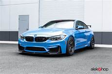 Yas Marina Blue Bmw M4 Project By Aleks Shop