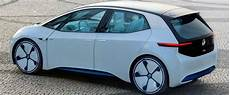 volkswagen to start building all electric id hatchback in