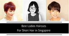 best haircuts for short hair in singapore