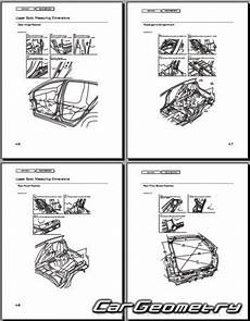 service manuals schematics 2010 honda insight on board diagnostic system размеры кузова honda insight ze2 2010 2014 body repair manual