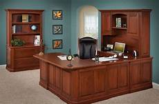 executive home office furniture sets cavalier executive luxury office set countryside amish
