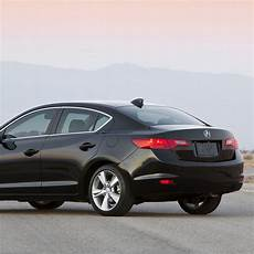download wallpaper 1280x1280 acura ilx 2012 black sedan style side view cars mountains