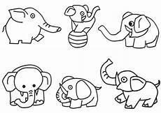 baby jungle animals coloring pages 17044 safari animals coloring pages getcoloringpages