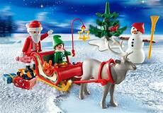 Playmobil Weihnachtsmann Ausmalbild Playmobil Set 5956 Santa With Sleigh And Reindeer
