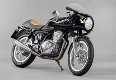 Honda Cafe Racer Tt honda gb500 tt cafe racer bikebound